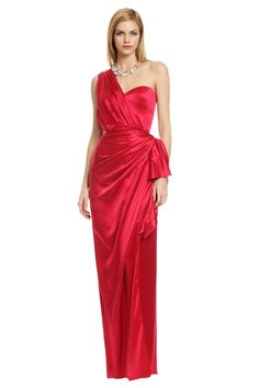 96 Best Top 50 Ruby Red Bridesmaid Dresses Images Gowns Formal