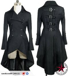 Very cool, vampire slaying coat! :0)