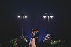 Toronto wedding photojournalist photographs a bride and groom at nightfall in Liuna Gardens Wedding Planning Tips, Wedding Tips, Wedding Locations, Wedding Venues, Garden Wedding, Summer Wedding, Toronto Wedding Photographer, Real Weddings, Documentaries