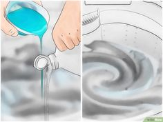 How to Remove Mildew Smell from Towels. If you forget to dry your towels after washing them, they may develop a pungent mildew smell that will make them incredibly unpleasant to use. Cleaning Mold, Cleaning Hacks, Kitchen Cleaning, Cleaning Recipes, Diy Cleaners, Cleaners Homemade, Mold And Mildew Remover, Mold Removal, Washing Towels