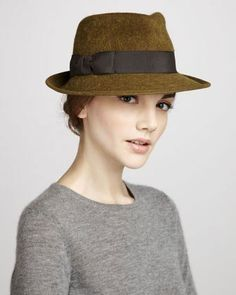 Downton Abbey-Style Hat: Lucky Mag