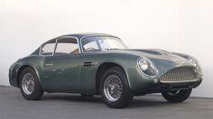 Aston Martin DB4 Zagato 1961