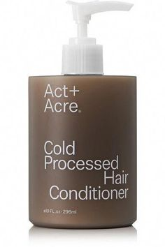 Act + Acre   Cold Processed Hair Conditioner, 296ml   NET-A-PORTER.COM #BakingSodaLemonShampoo