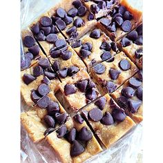 Peanut butter protein fudge  I'll post the recipe soon I promise  #peanutbutter #protein #fudge #healthy #healthyfats #dairyfree #coconutoil #h2cocococonutoil #chocolate #nourishing #insideout #thenourishingbaker #cleaneating #recipeshare #Padgram