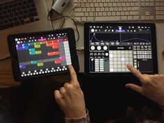 Modstep could change how an iPad fits in your music making - CDM Create Digital Music Studio Setup, Desk Setup, Your Music, Ipad, Change, Art Studios, Create, Digital, Fitness