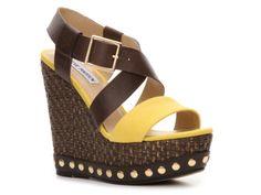 Whoo Hoo - Mine should arrive tomorrow!!  IN LOVE WITH THESE!  Steve Madden Womens Sheek Wedge Sandal