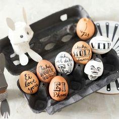 talking eggs