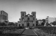 St. Louis Cathedrale 'B&W' by Shadil Eshanally on 500px