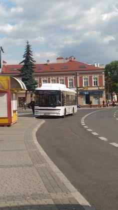 Autosan Sancity 12LF CNG in Rzeszów, Poland