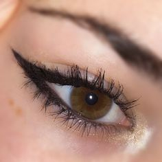 Indie Makeup, Edgy Makeup, Makeup Eye Looks, Grunge Makeup, Eye Makeup Art, No Eyeliner Makeup, Pretty Makeup, Skin Makeup, Makeup Inspo