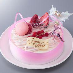 創業19年のジェラート専門店が作るアイスケーキ。【クリスマス届け専用】シンデレラノエル