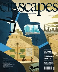 CityScapes is a 144 page biannual print publication. It is neither an academic journal nor a literary periodical. The magazine is a hybrid of forms, simultaneously invested in scholarly discourse around contemporary urbanism in Africa and the global south, as much as individual everyday experiences and activities of the multitude of actors that are actively …
