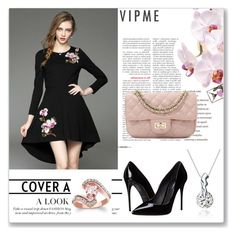 """""""VIPme"""" by abecic ❤ liked on Polyvore featuring Dolce&Gabbana and vipme"""