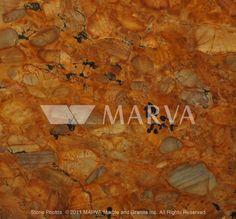 VIA APPIA  Origin : Brazil  Color Group : Gold  Stone Type : Granite  Manufacturer : Marva Marble