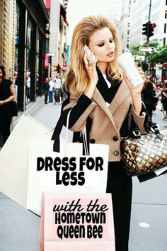 Fashion Friday - Dress For Less