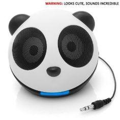 Panda speaker for classroom