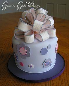60th Surprise Birthday Cake   Flickr - Photo Sharing!
