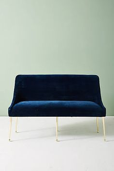 Discover the newest additions to Anthropologie's house & home collection. Shop new furniture, decor, storage & more for your home. Upholstered Accent Chairs, Green Wallpaper, Top Interior Designers, Luxury Furniture, Design Projects, Love Seat, Upholstery, Interior Decorating, House Styles