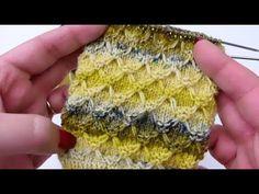 Stricke Pairfect-Socken: zwei perfekt gemusterte Socken - YouTube