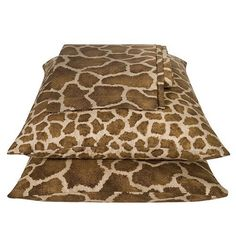 Giraffe Waterbed Sheets Queen