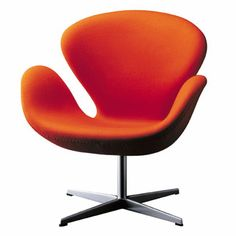 Swan stoel Arne Jacobsen