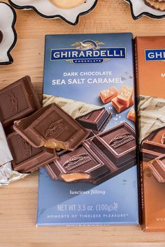 Anytime is the perfect time to buy someone chocolate just because.