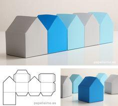 Casa-de-papel-para-recortar-y-pegar-Paper-House-Box-template