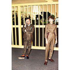 new style. check pair style.  mens&womens.  オーダーメイド製品はlifestyleorderへ。  all made in JAPAN  素敵な結婚式の写真を@lso_wdにアップしました。  wedding photo…@lso_wd  #ライフスタイルオーダー#オーダースーツ目黒#結婚式#カジュアルウエディング#結婚準備#新郎衣装#新郎#プレ花嫁#レディースファッション#メンズファッション#スナップ#撮影#モデル  #lifestyleorder#japan#meguro#photooftheday#instagood#bespoke#tailor#snap#mensfashion#womensfashion#follow#ootd#photo#photographer