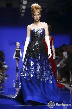 Georges Chakra Haute Couture fall winter 2015-2016