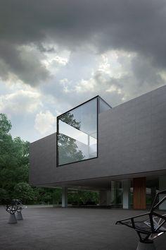 Lava by Alexandre Miraldo | Architecture | 3D | CGSociety
