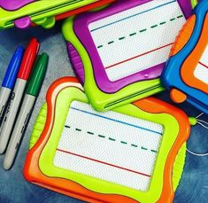 Kindergarten Centers, Preschool Literacy, Kindergarten Writing, Kindergarten Classroom, Writing Activities, Classroom Ideas, Preschool Alphabet, Alphabet Crafts, Alphabet Letters