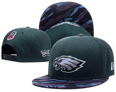 829e00bc13052 Philadelphia Eagles 2016 NFL On Field Color Rush Snapback Hats 75