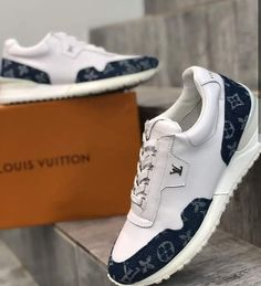 LOUIS VUITTON SNEAKERS AVAILABLE Price  40000 Comes with full box Pay on  delivery within Lagos 8af68725f