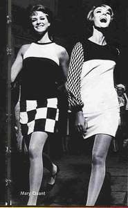 1000 Images About Mary Quant On Pinterest Mary Quant British Fashion And Mini Skirts