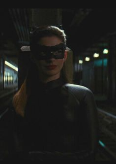 """""""Still don't trust me, huh? How can we change that?""""-Catwoman in TDKR The Dark Knight Trilogy, The Dark Knight Rises, Batman The Dark Knight, Dark Knight Rises Catwoman, Anne Hathaway Catwoman, Catwoman Selina Kyle, Female Superhero, Tv Quotes, Comic Character"""