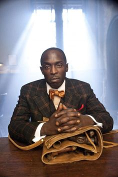 Michael Kenneth Williams - Chalky or Omar, either way you'd best not mess with him.
