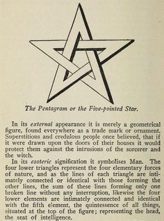 Book of Shadows: Pentagram.