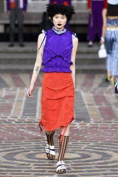 Kenzo Spring 2018 Ready-to-Wear  Fashion Show