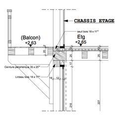 chalet chamonix france 74 d tail constructif des. Black Bedroom Furniture Sets. Home Design Ideas