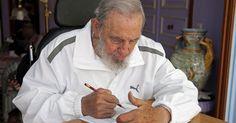 MARIONETE QUE MANDA...'Não necessitamos que o império nos presenteie com nada', diz Fidel