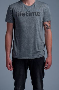 Lifetime Collective / Uniform Standard / TEES / PHOTO INCENTIVES - HEATHER GREY