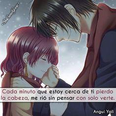 Cada minuto #ShuOumaGcrow #Anime #Frases_anime #frases