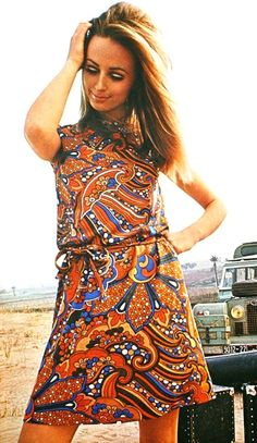 Summer fashions, Margriet (Dutch) April 1968