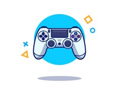 ps4 🎮😻 by catalyst on Dribbble