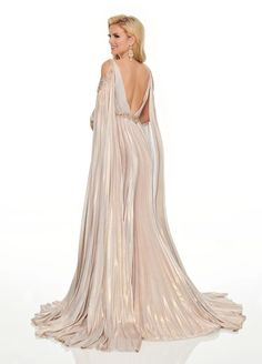 Rachel Allan 8437 is available in these colors: Blush Light Gold, Gunmetal. Elven Wedding Dress, Greek Wedding Dresses, Bridal Dresses, Flowy Dresses, Elvish Dress, Pagan Wedding, Pretty Dresses, Greek Goddess Dress, Greek Dress