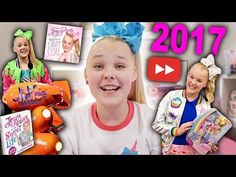 WHY 2017 WAS THE BEST YEAR OF MY LIFE!! - JoJo Siwa - YouTube