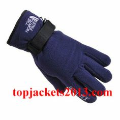 2013 canada goose down gloves in blue outlet