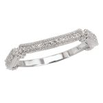 The a universally accepted standard to diamond grading. Learn about the cut, color, clarity, carat weight. Curved Wedding Band, Wedding Bands, Jacksonville Florida, Diamond Bands, Unique Rings, Diamond Engagement Rings, Jewelry, Jewellery Making, Jewerly