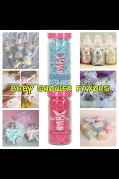 Order your great smelling sprinkles now for your next party or wedding. Check out these great baby shower favors.  Contact me today: PZCarrieFisher@gmail.com www.princessofsprinkles.com