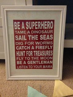 I'm gonna need this! It's adorable and inspirational sayings and pictures will be up everywhere around my house!